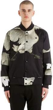 G Star Rackam Sports Padded Bomber Jacket