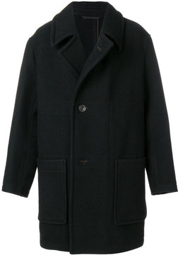 Lemaire button-down tailored coat
