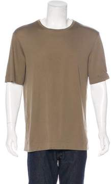 Helmut Lang Scoop Neck T-Shirt