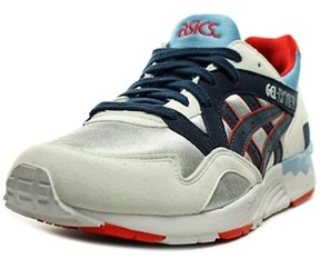 Asics Gel-lyte V Round Toe Synthetic Running Shoe.