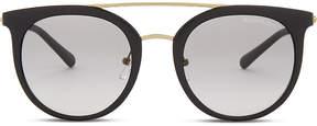 Michael Kors Lia round sunglasses