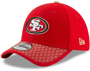 New Era Boys' San Francisco 49ers 2017 Official Sideline 39THIRTY Cap