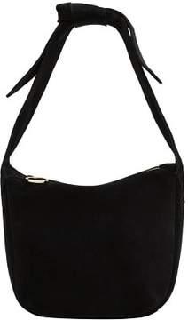 MANGO Bow leather bag