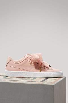 Puma Patent leather Heart sneakers