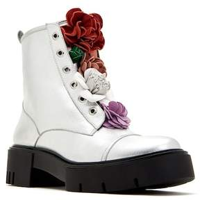 Katy Perry The Bliss Flower Combat Boot