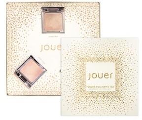 Jouer Citrine, Topaz & Rose Quartz Powder Highlighter Trio - No Color