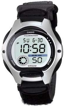 Casio Women's Digital Sport Watch, Black Resin Strap