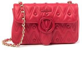 Mario Valentino Valentino By Poissou Leather Shoulder Bag