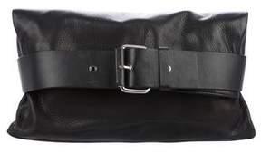 AllSaints Leather Zoku Clutch