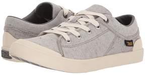 Teva Freewheel Slubby Canvas Women's Shoes