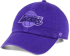 '47 Los Angeles Lakers Triple Rush Clean Up Cap