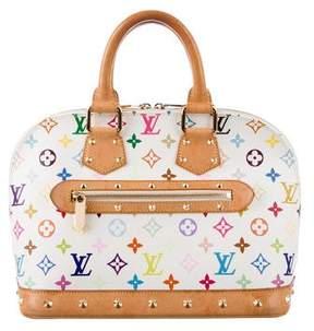 Louis Vuitton Multicolore Alma MM