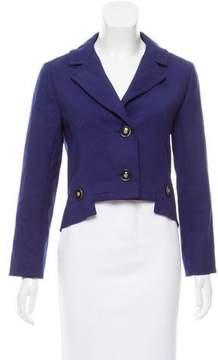 Carolina Herrera Casual Button-Up Jacket