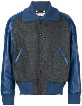 Golden Goose Deluxe Brand color block jacket