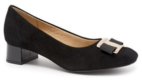 Trotters Women's 'Louise' Block Heel Pump