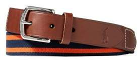 Polo Ralph Lauren Striped Stretch Webbed Belt