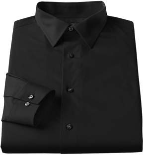 Apt. 9 Big & Tall Men's Slim Tall Stretch Spread-Collar Dress Shirt