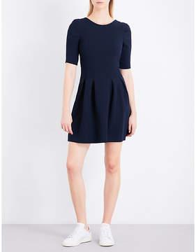 Claudie Pierlot Roller Bis crepe dress
