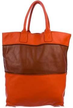 Bottega Veneta Grained Leather Tote