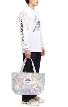Opening Ceremony Iridescent Medium Chinatown Tote