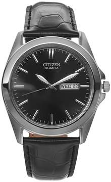Citizen Men's Leather Watch - BF0580-06E