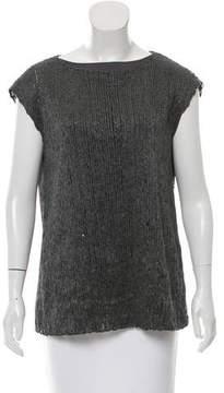 Brunello Cucinelli Embellished Oversize Sweater