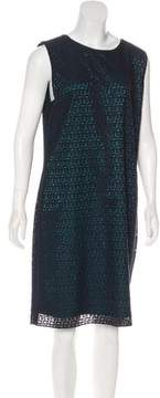 T Tahari Lace Sheath Dress