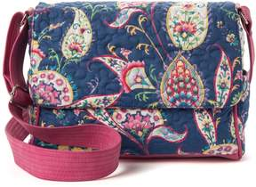 Donna Sharp Pauline Paisley Crossbody Bag