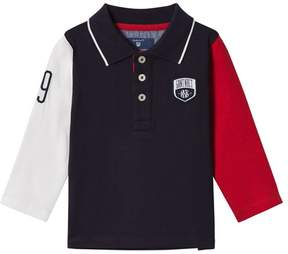Gant Navy, Red and White Jersey Rugby