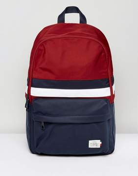 Tommy Hilfiger Icon Stripe Backpack in Navy