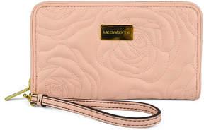 Liz Claiborne Erica Zip Around Wallet