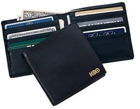 Royce Leather Unisex Hipster Wallet 106-5.