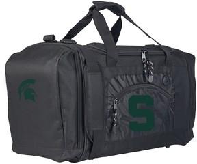 NCAA Northwest Michigan State Spartans Roadblock Duffel Bag