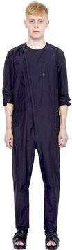 Alexandre Plokhov Cotton & Silk Jumpsuit