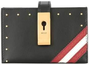 Bally studded purse