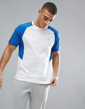 Jack Wills Sporting Goods Perivale T-Shirt In White