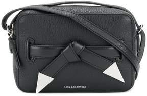 Karl Lagerfeld Rocky bow camera bag