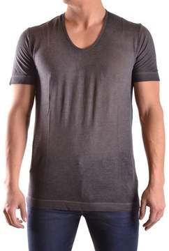 Diesel Black Gold Men's Black Cotton T-shirt.