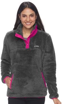 Columbia Women's Double Springs Fleece Pullover Sweatshirt