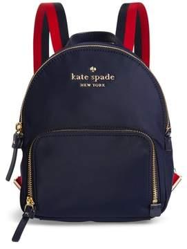 Kate Spade New York Watson Lane Varsity Stripe Small Backpack