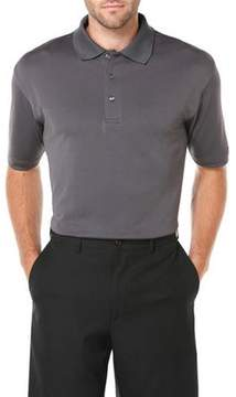 Hogan Ben Men's Performance Short Sleeve Solid Polo