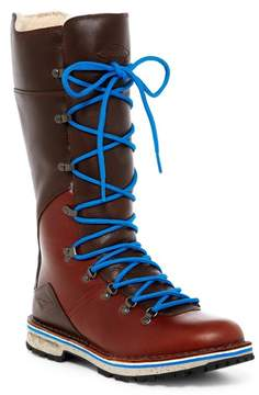 Merrell Sugarbush Waterproof Genuine Shearling Lined Boot