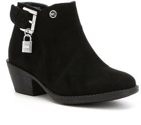 MICHAEL Michael Kors Girls Fia Shine Boots