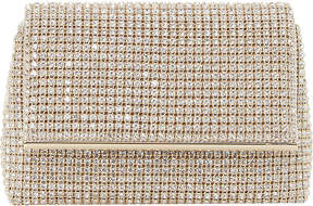 Dune Everlina diamante-embellished clutch bag
