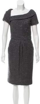 Chanel Paris-Dallas Wool Dress w/ Tags
