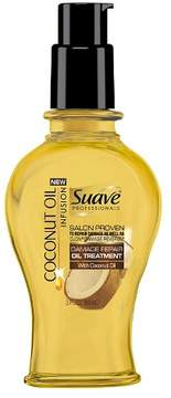 Suave Coconut Oil Infusion Oil Hair Treatment - 3 fl oz