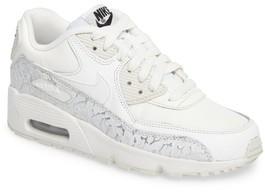 Nike Girl's 90 Leather Sneaker