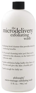 philosophy Microdelivery Exfoliating Wash Unscented