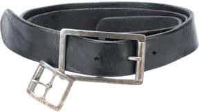 Golden Goose Deluxe Brand classic buckled belt