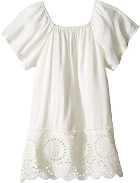 O Waverly Woven Dress (Toddler/Little Kids)